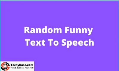 Funny Text To Speech
