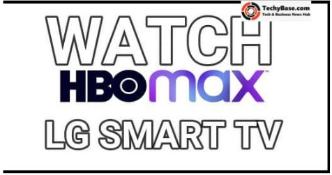 HBO Max LG TV