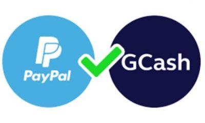 gcash to paypal