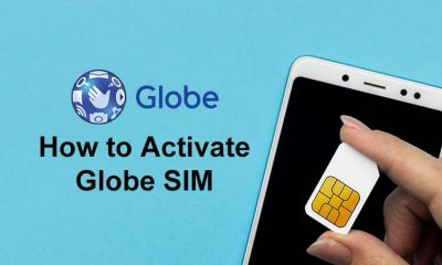 how to activate globe sim